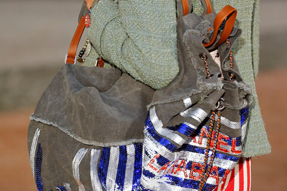 Athleisure Bag Chanel, Cruise Collection FS17(Concordia/WireImage)