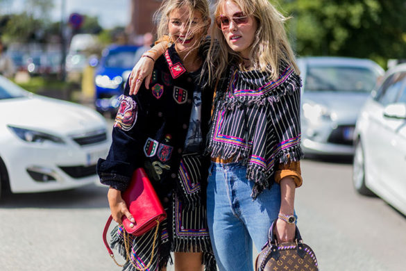 Die coolsten Streetstyle-Looks der Copenhagen Fashion Week