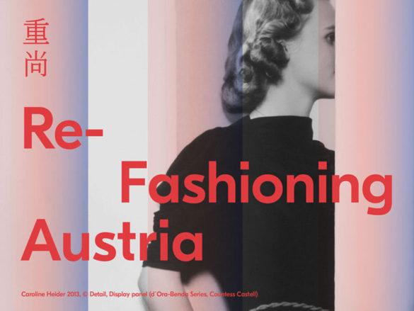 Austrian Fashion goes Shanghai
