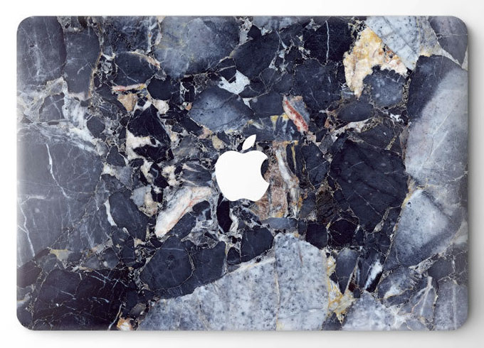 Blue Marble MacBook Skin