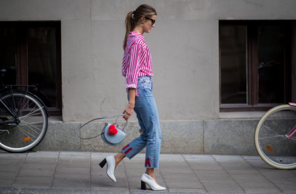 Style-Challenge: Mom-Jeans
