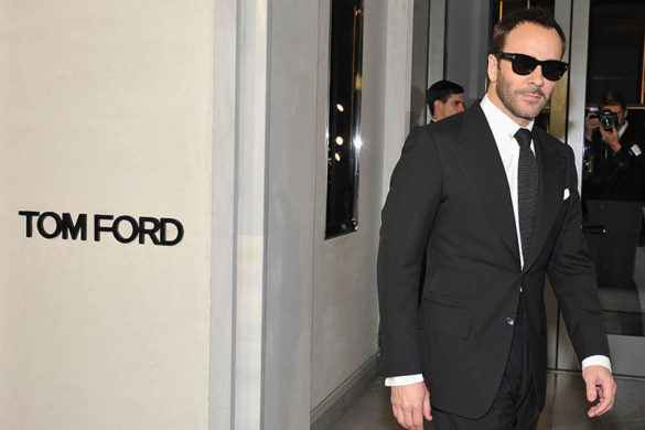 Warum Tom Ford See-Now-Buy-Now abschafft