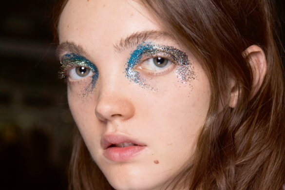 Make Up Trends 2018 Glitter