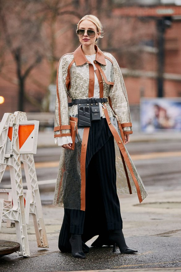 Die besten Streetstyles der New York Fashion Week